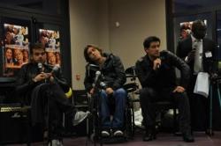 Steve Suisa + Bruno de Stabenrath + Titoff+ Serge