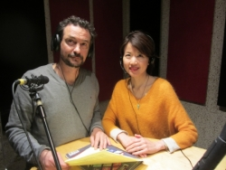Keïko Ichiyanagi et Julien Signolet