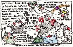 La radio, c'est moi ! Et la Balance aussi.