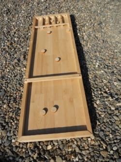 Jeux traditionnels en bois pour la location