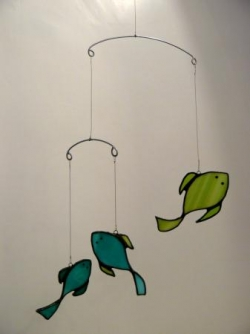 Mobile poissons.