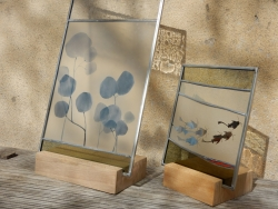 Petits vitraux tableaux