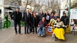 29 mars 2018 : l'APF réveille les parlementaires