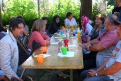 Rencontre repas partagés 14 juin 2012