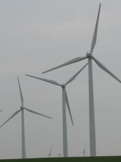 Les éoliennes de Chicheboville