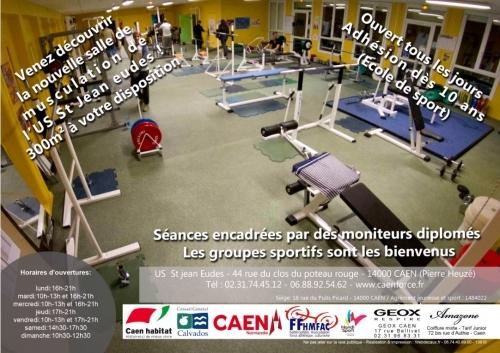 Salle Us Saint Jean Eudes Apf France Handicap Dans Le Calvados 14