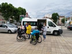 Chalon-sur-Saône le 6 juillet