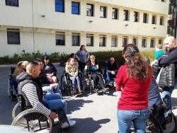 Sensibilisation AU CCAS de Dijon 28 mars 2019