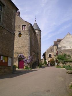 Sortie à Châteauneuf