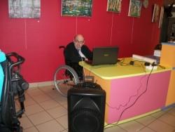 Thierry le DJ de l'APF