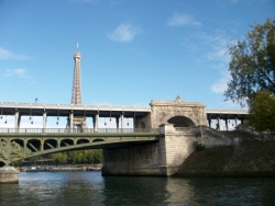 Paris en Bateau-Mouche