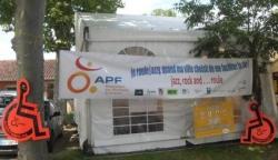 Les partenaires de l'APF du Gers