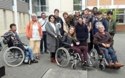 Sensibilisation au lycée du Garros du 20/10/2017