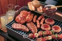 Après-midi Barbecue