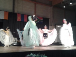les danseuses mexicaine