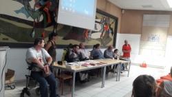 Sensibilisation au handicap lycée Libergier 2