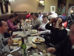 Sortie au restaurant Le Colibri