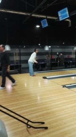 sortie bowling du lundi 10 avril 2017