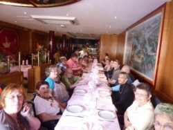 Sortie restaurant à Châlons