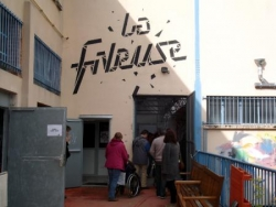 """visite de """"La Fileuse"""""""