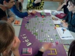 Création d'un jeu de société