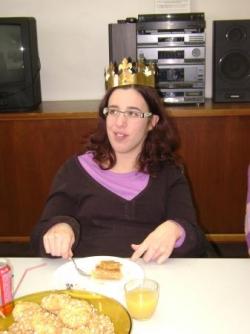Adélaïde en Reine du jour!