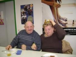 Galette des rois à Alençon - janvier 2011