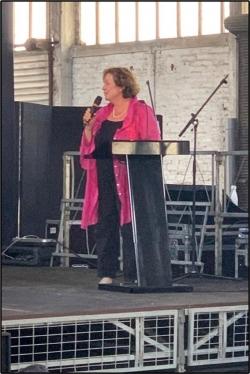 Mme Brigitte FOURE, maire d'Amiens