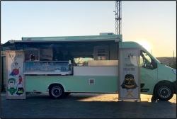 Petite pause repas avec les food trucks