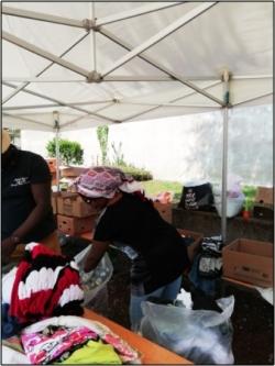 campagne textile à Issoire samedi 25 mai 2019