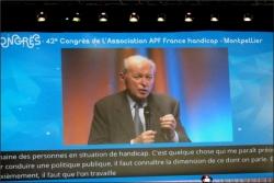 Mr Jacques TOUBON, Défenseur des Droits