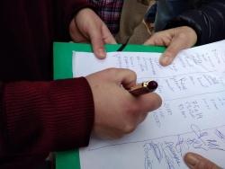 Signature de la pétition