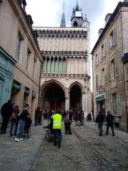 Visite de la ville de Dijon