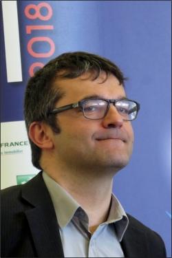 Emmanuel PATRIER, directeur Handi-Sup Auvergne