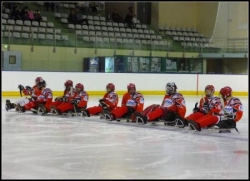 Handi Hockey à cholet