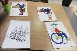 Un atelier à thème pour les enfants