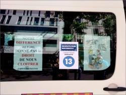 Minibus de la DD63