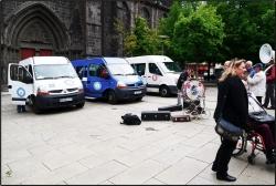 En route pour nos droits – à Clermont-Ferrand