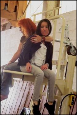 Liliane et Laïla