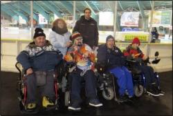 Match de Hockey avec Nathanaël BERTHON