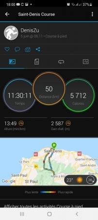Run and Trail en direct de l'Ile de la Réunion