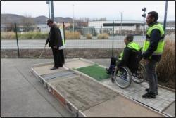 Sensibilisation au handicap à la T2C