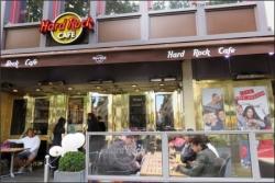 Pause détente au Hard Rock Café
