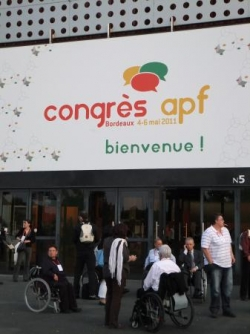 Congrès APF : Bordeaux 2011