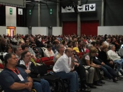Les congressistes