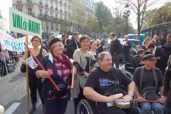 La délégation du Val-de-Marne