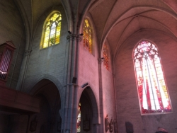 Les vitraux de Romilly