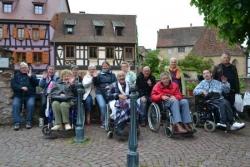 Séjour en Alsace 2013