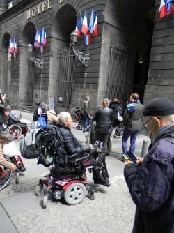 Caravane APF France handicap - 10/05/19