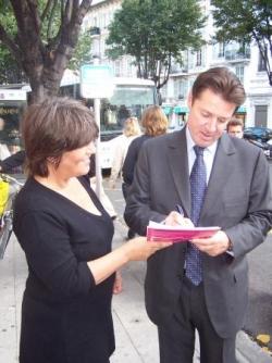 signature de petition